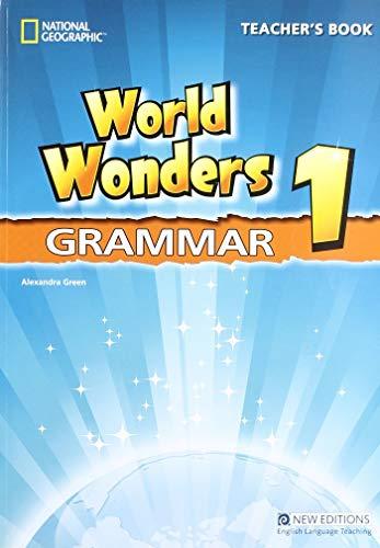 9781424058457: World Wonders 1 Grammar Teachers Book
