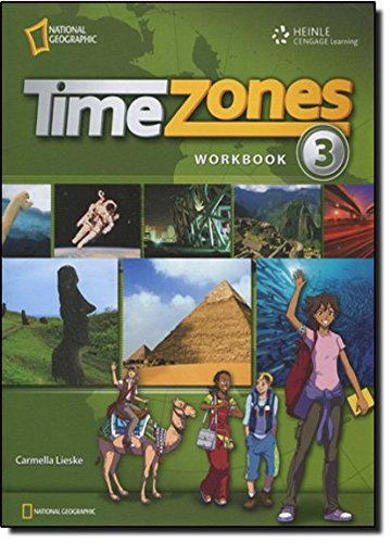 9781424061235: Ng Intl Time Zones 3 Workbook