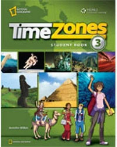 9781424061297: Time Zones 3: Student Book Combo Split B