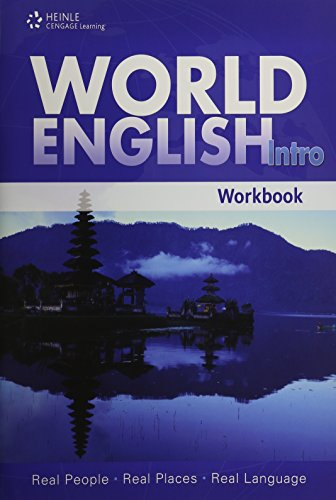 9781424063024: World English Intro: Workbook (World English: Real People, Real Places, Real Language)
