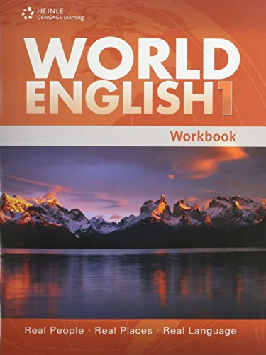9781424063031: World English 1: Workbook (World English: Real People, Real Places, Real Language)