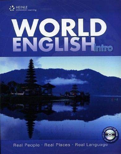 World English Intro with Student CD-ROM (US): Kristin L. Johannsen;