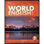 9781424063369: World English 1: Real People, Real Places, Real Language