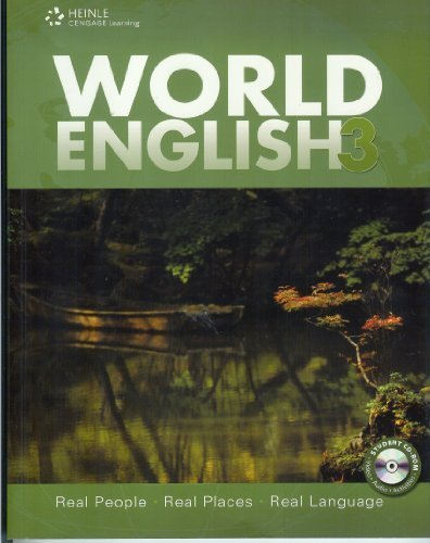 World English 3 with Student CD-ROM (US): Martin Milner; Milner;