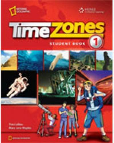 9781424064458: Time Zones 1: Student Book Combo Split A with MultiROM