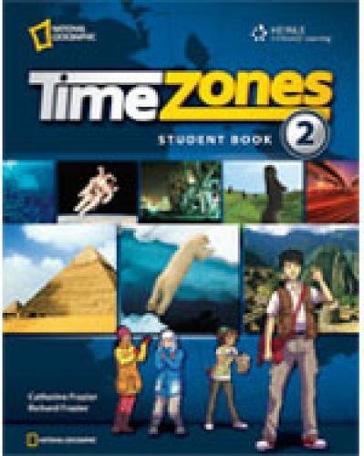 9781424064472: Time Zones 2: Student Book Combo Split A with MultiROM