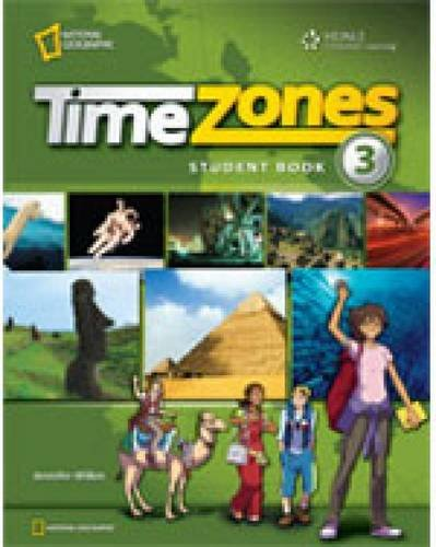 9781424064496: Time Zones 3: Student Book Combo Split A with MultiROM