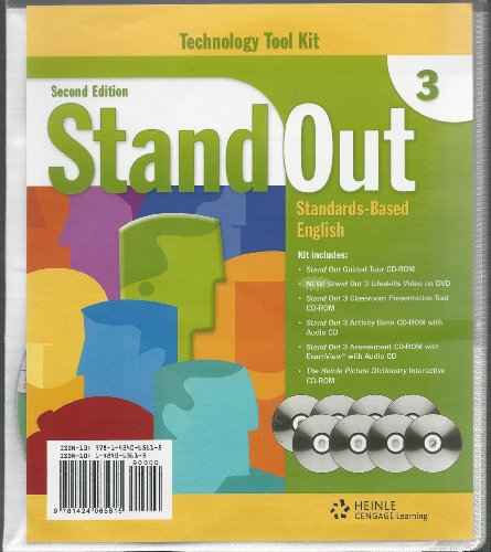 9781424065615: Stand Out 3 Technology Tool Kit