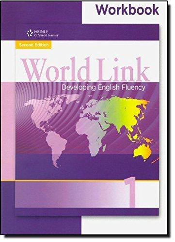 9781424065769: World Link 1: Developing English Fluency