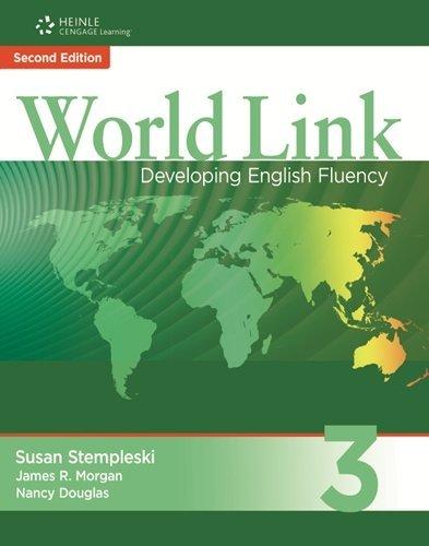 9781424065882: Worldlink Book 3 Workbook