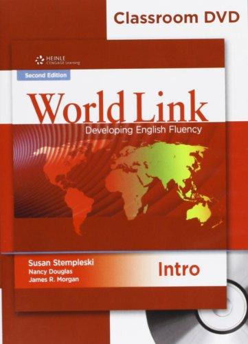 9781424066001: World Link 2e Intro Classroom DVD
