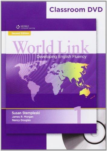9781424066018: World Link 1 Classroom DVD