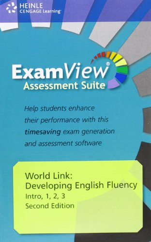 9781424066049: World Link Intro, 1, 2, and 3 ExamView Assessment Suite