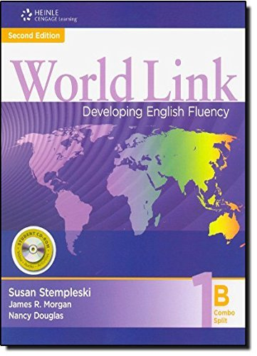 9781424066780: World Link 1: Combo Split a with Student CD-ROM