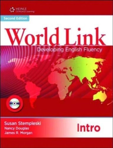 World Link Intro with Student CD-ROM: Developing: Stempleski, Susan, Douglas,