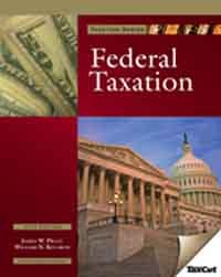9781424069866: 2010 Federal Taxation (with H&R BLOCK At Home(TM) Tax Preparation Software)