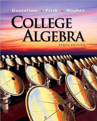 9781424072057: Essentials of College Algebra enchanced webassign edition