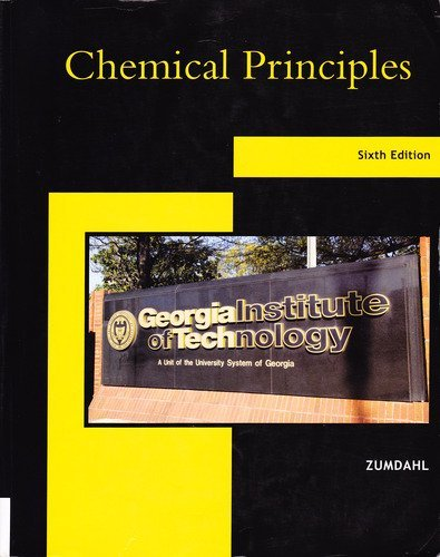 9781424072910: Chemical Principles (Georgia Institute of Technology Edition)