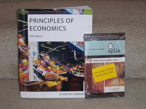 9781424074112: Principles of Economics - San Jac required for ECON