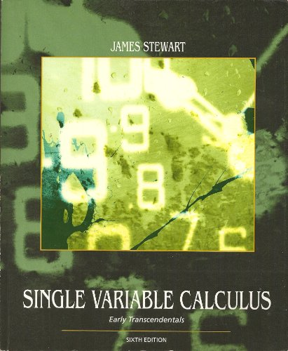 9781424074761: Single Variable Calculus