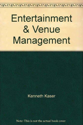 Entertainment & Venue Management: John R. Brooks