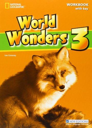 9781424078950: Ng Emea World Wonders 3 Workbook Wkey En