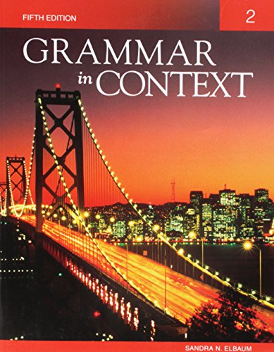 9781424079018: Grammar in Context 2