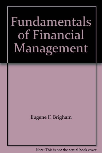 9781424080311: Fundamentals of Financial Management