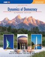 9781424080434: Dynamics of Democracy Alternate Version