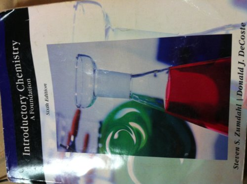 9781424081264: Introductory Chemistry: A Foundation (Introductory Chemistry: A Foundation)