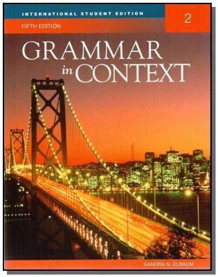 9781424082483: Grammar in Context 2