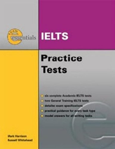 9781424088423: Exam Essentials - IELTS Practice Tests with key / answers and Audio CD s