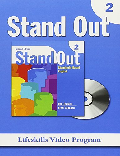 9781424095681: Stand Out 2: Lifeskills Video on DVD