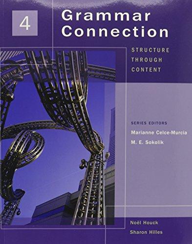 9781424096190: GRAMMAR CONNECTION 4