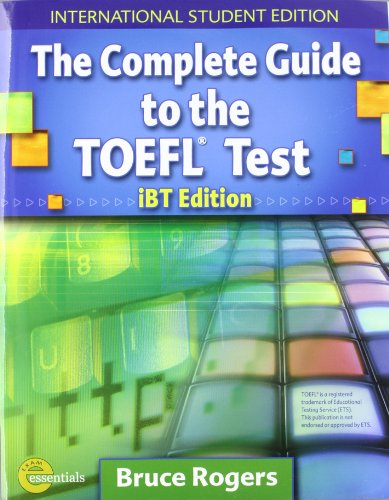 9781424099498: Complete Guide to TOEFL (Complete Guide to Toeic)