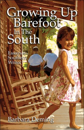 9781424108640: Growing Up Barefoot in the South: Essays from a Southern Writer