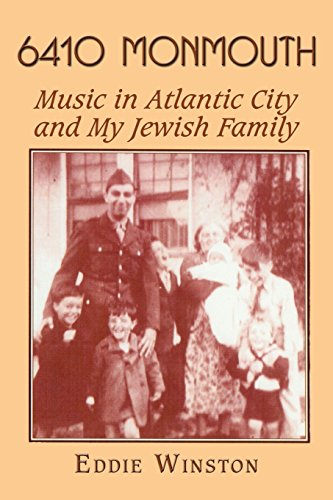 9781424149582: 6410 Monmouth: Music in Atlantic City and My Jewish Family