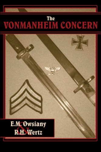 9781424154470: The VonManheim Concern