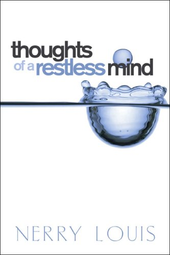9781424155545: Thoughts of a Restless Mind