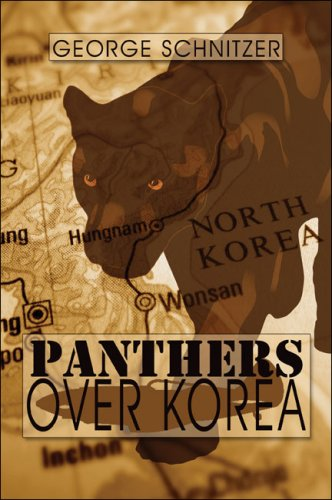 9781424179428: Panthers over Korea
