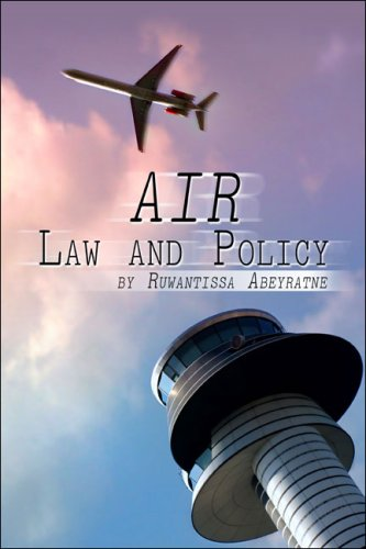9781424182930: Air Law and Policy