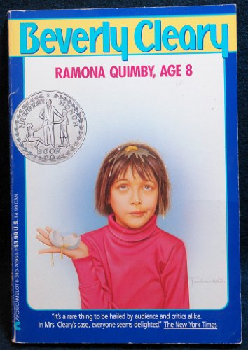 Ramona Quimby, Age 8 (Beverly Cleary): Cleary, Beverly: