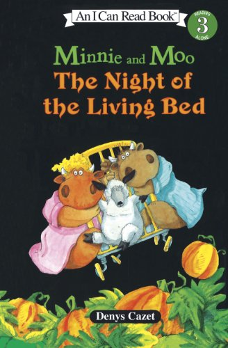 9781424205691: Minnie and Moo: The Night of the Living Bed