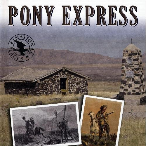 Pony Express (National Places): Brown, Risa