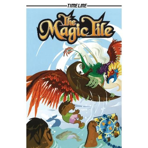 9781424216192: Magic Tile (Timeline Graphic Novels)