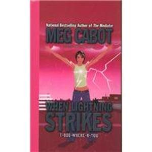 When Lightning Strikes (1-800-where-r-you) (9781424234219) by Cabot, Meg