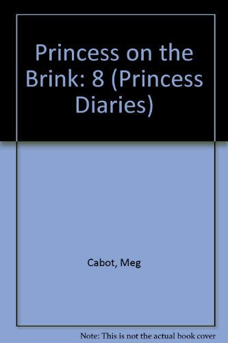 9781424241750: Princess on the Brink (Princess Diaries)