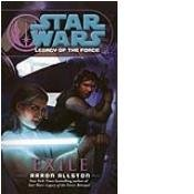 9781424242061: Exile: 4 (Star Wars: Legacy of the Force)