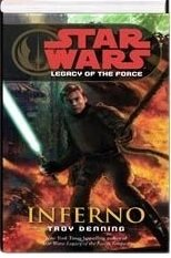 9781424242085: Inferno: 6 (Star Wars: Legacy of the Force)
