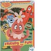 Friends are Fun! by Lauryn Silverhardt (2009, Hardcover): Lauryn Silverhardt